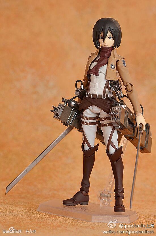 Figma Mikasa