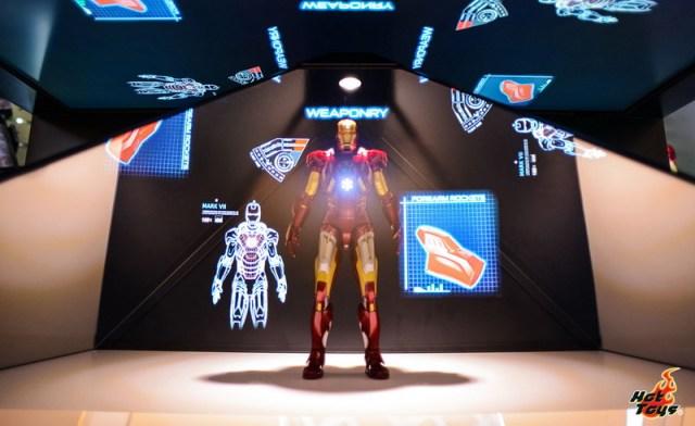 Holographic Mark VII Showcase