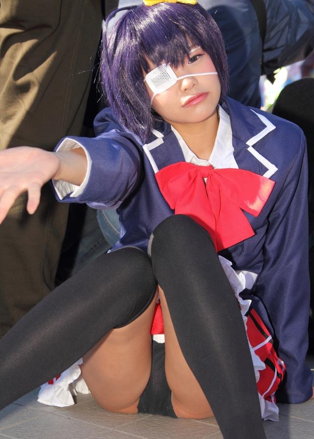 C85_Rikka_cosplay