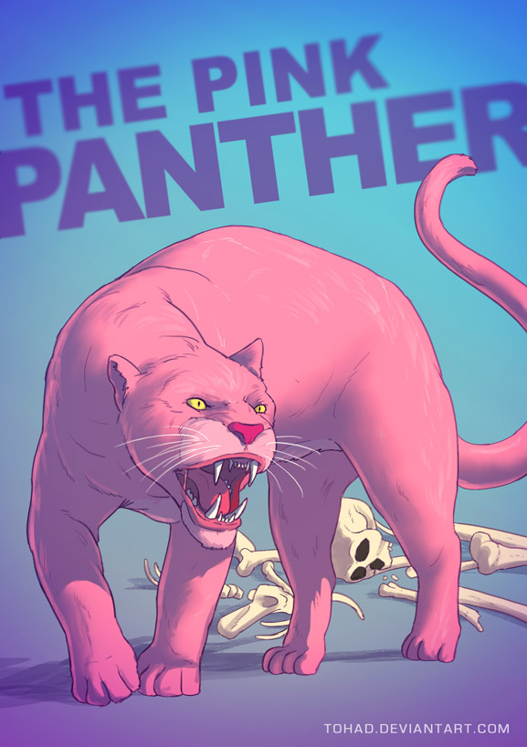 pinkpanther_by_tohad-d78bkou