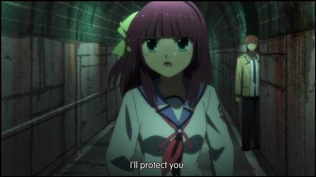 i will protect u